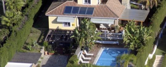 5 Bedroom Estepona Villa with private pool